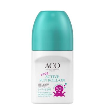 ACO SUN KIDS ACTIVE ROLL-ON SPF50 50 ML