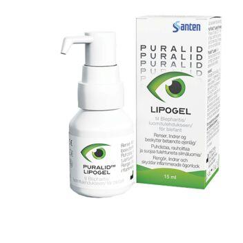 PURALID LIPOGEL GEELI 15 ml