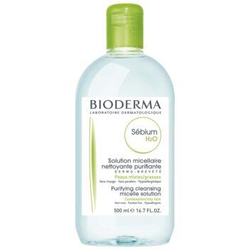 BIODERMA SEBIUM H2O 500 ML