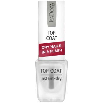 ISADORA INSTANT-DRY TOP COAT 6 ML