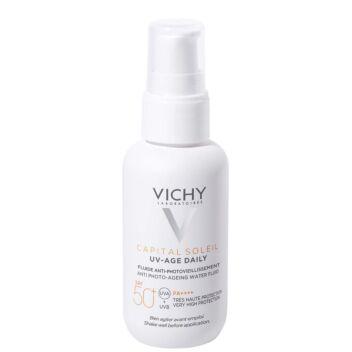 VICHY CAPITAL SOLEIL UV AGE SPF50+ 40 ML