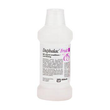 DUPHALAC FRUIT 667 MG/ML SUUN KAUTTA OTETTAVA LIUOS 500 ml