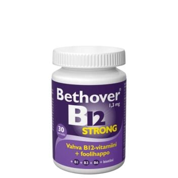 BETHOVER STRONG B12 TABL 30 KPL