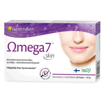 OMEGA7 SKIN KAPS 60 kpl