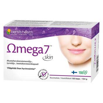 OMEGA7 SKIN KAPS 150 kpl
