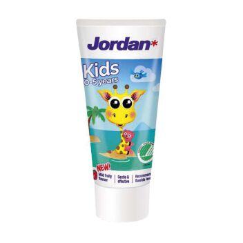 JORDAN KIDS 0-5-VUOTIAIDEN LASTEN HAMMASTAHNA 50 ml
