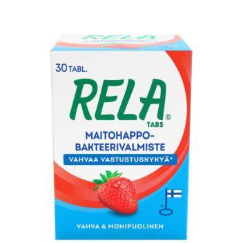RELA TABS MANSIKKA TABL 30 kpl