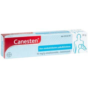 CANESTEN 10 MG/G EMULSIOVOIDE 20 g