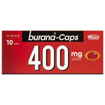 BURANA-CAPS KAPSELI 400MG